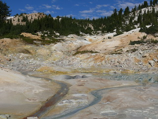 Volcanic Legacy Tour 2011: Lassen Volcanic NP Bumpass Hell 20110904-170401 | by Bill Ward's Brickpile