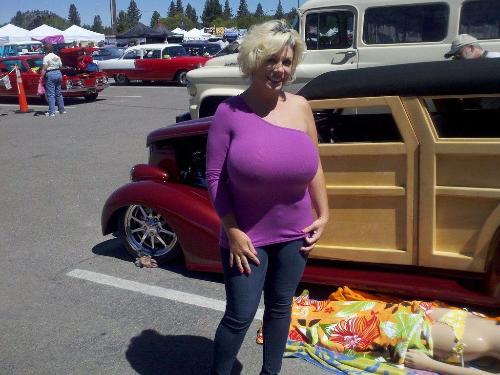 Claudia Marie  Tahoe Car Show 20  Claudia Mariefake -2936