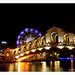 Jambatan Old Bus Station - Melaka River