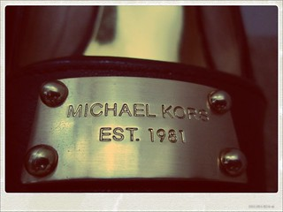 Michael Kors EST. 1981 | by Wicked Vintage Photography