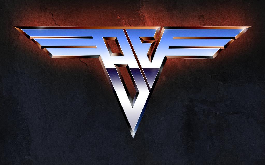 Van Halen Logo And