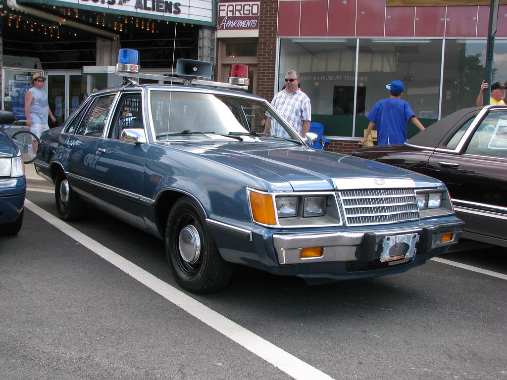 1984 Ford LTD police car | This can be yours for $7,950. I a… | Flickr