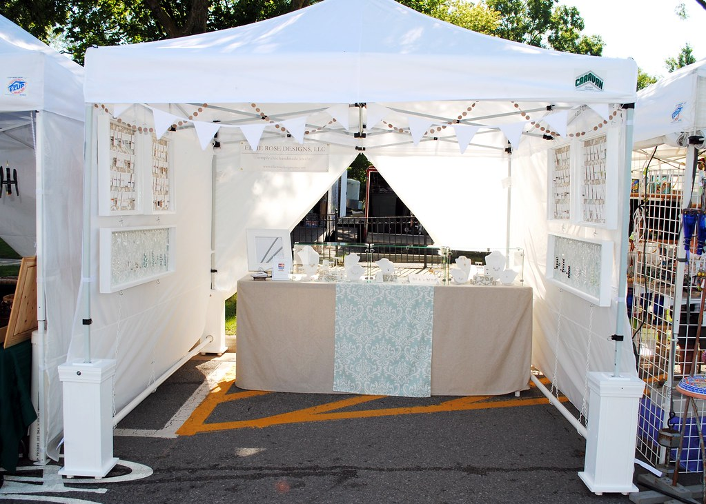 Pop Up Paint Booth >> Updated Booth Milford Memories '11 | Here's an updated booth… | Flickr