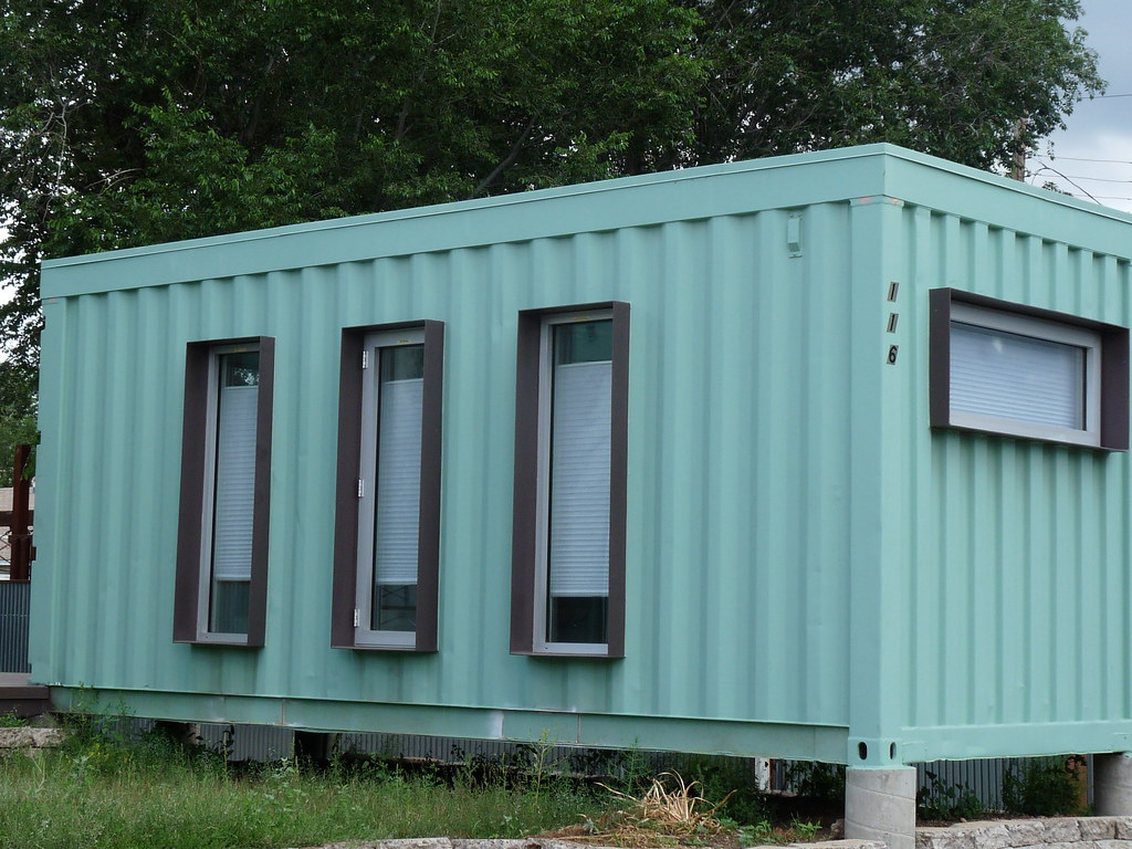 Jones glotfelty shipping container house flagstaff az - Companies that build shipping container homes ...