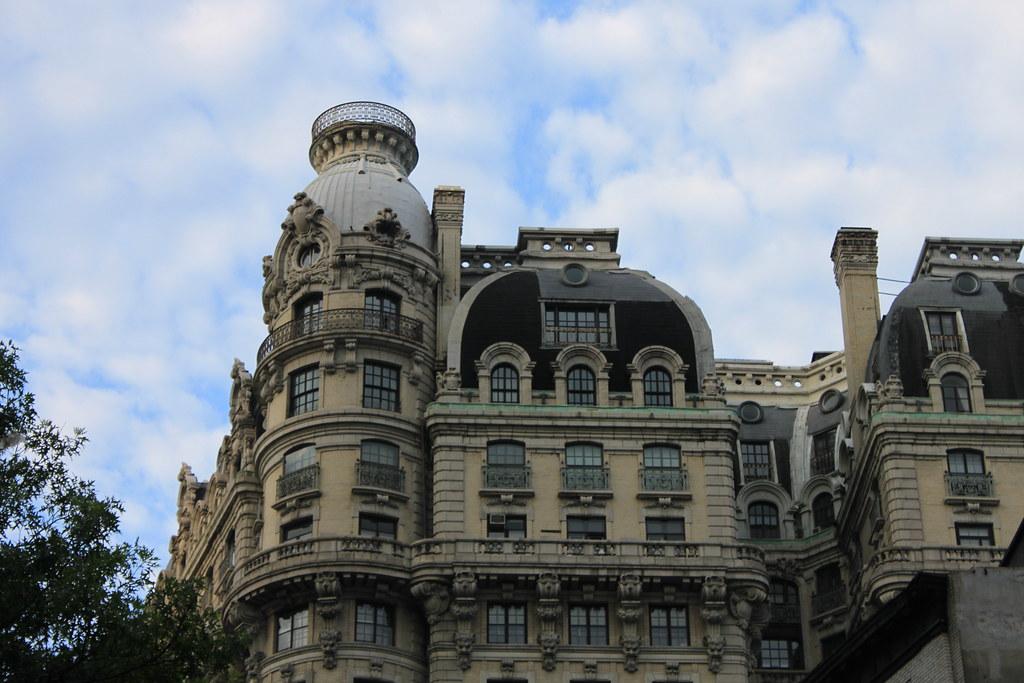The Ansonia Hotel Upper West Side Manhattan New York