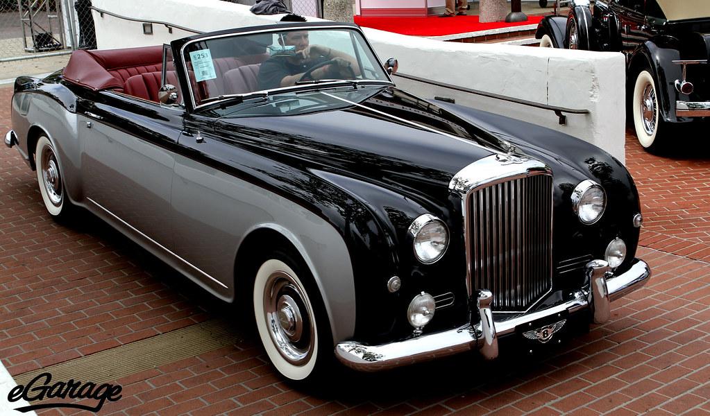 1958 Bentley S1 Continental Drophead Coupe Www Egarage