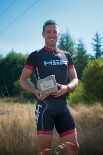 Ronde Ohop 11: Mens Pro 123 Winner, D Fleischauer | by Hugger Industries