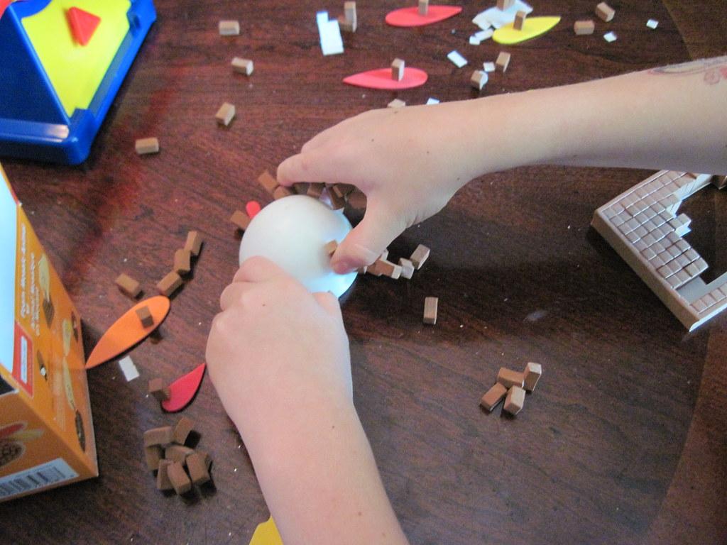 Easy Crafts For Children Tri Rail