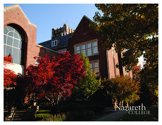 Smyth in Fall | by Nazareth College Admissions