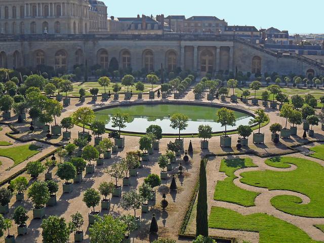 Ch teau de versailles yvelines l 39 orangerie le for Versailles yvelines