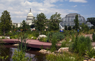 The U.S. Capitol and U.S. Botanic Garden | by USCapitol