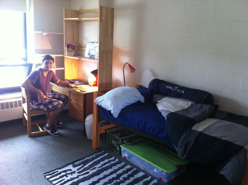Brandeis University Dorm Rooms