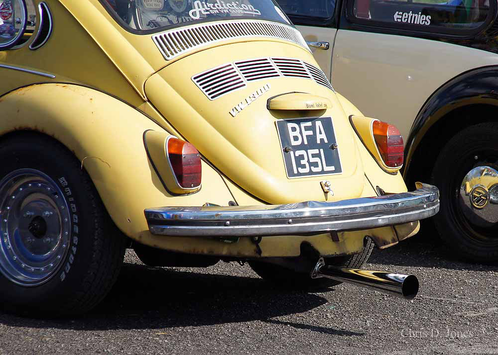 Vw Beetle Custom Exhaust By Chris D Jones: Vw Bug Custom Exhaust At Woreks.co