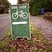 Bike Shop this way!