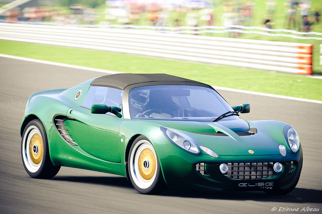lotus elise 111r gran turismo 5 darckr flickriver flui flickr. Black Bedroom Furniture Sets. Home Design Ideas