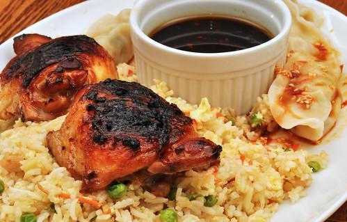 Glazed Chicken And Broccoli Sheet Pan Dinner Food Network Kitchen