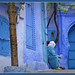 019. Blue Panorama, Chaouen, Morocco