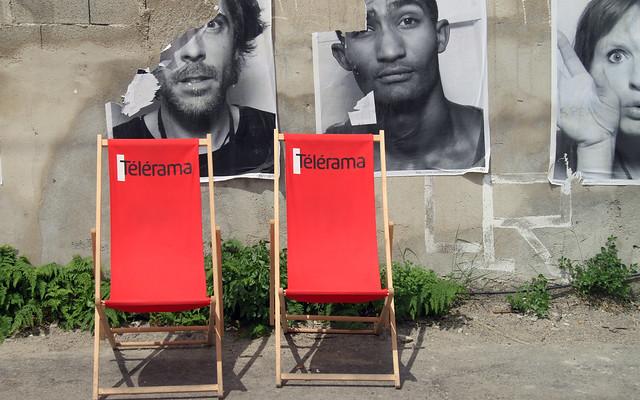 Photo for Chaise longue deux personnes