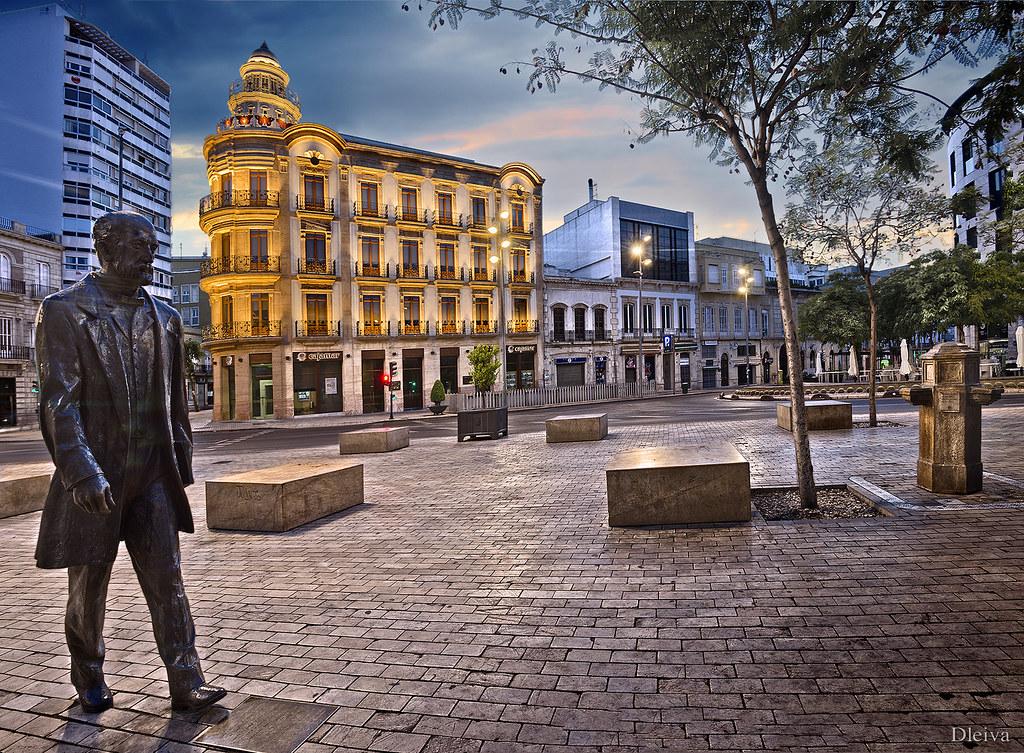 Puerta de purchena almer a de la colecci n ciudad de - Puerta europa almeria ...