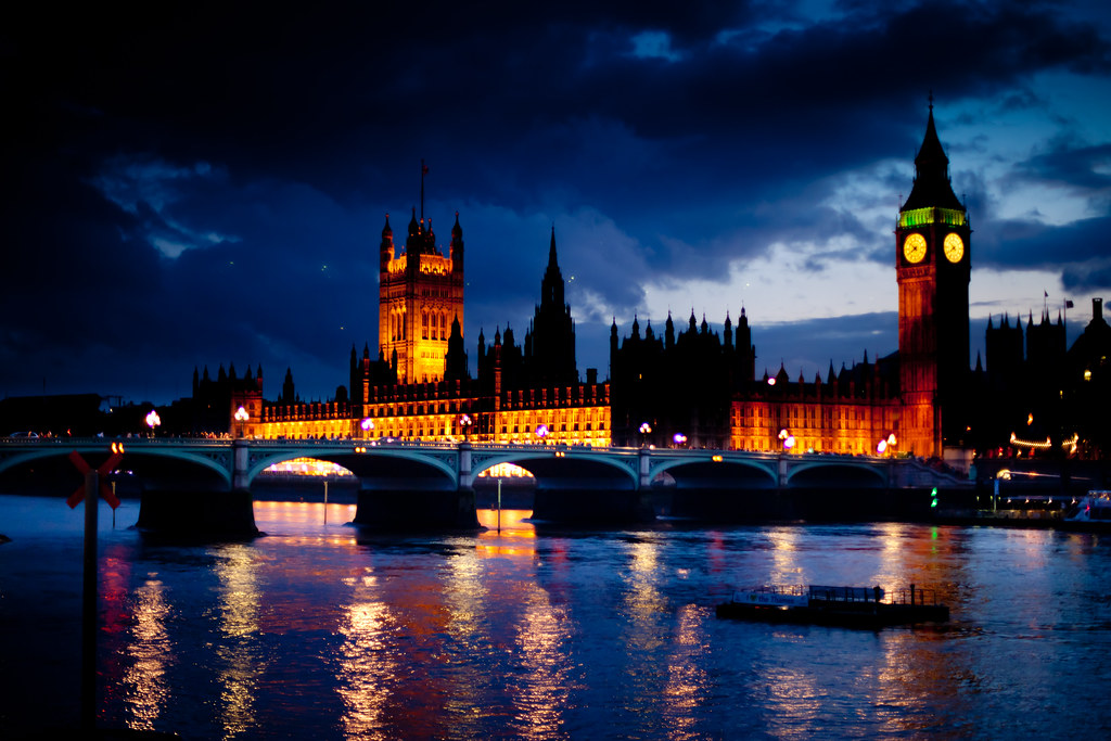 F I T >> westminster night | Westminster at night. Taken during the T… | Flickr