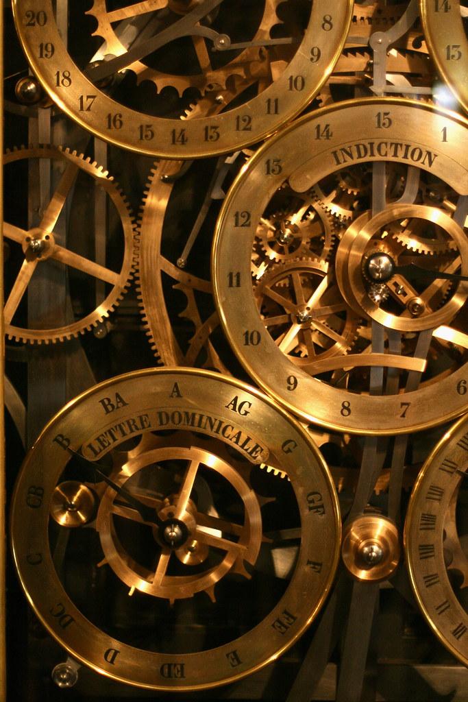 Astronomical Clock, Strasbourg | François Philipp | Flickr