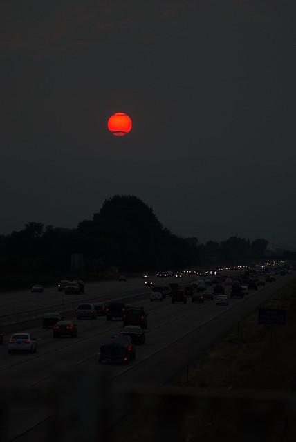 Red Sun Rising | Flickr - Photo Sharing!