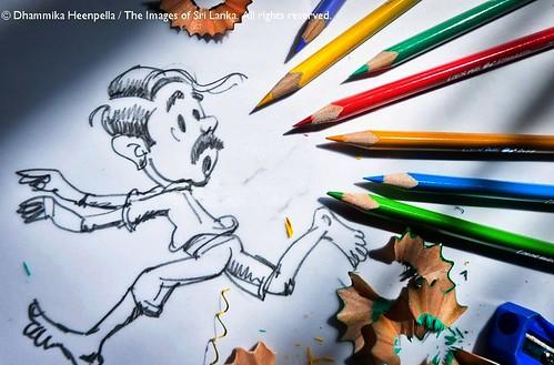 Конкурс шаржей и карикатуры