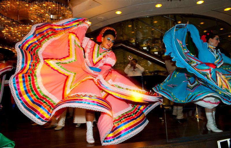 The Ceremonial Grito Mexicano Celebration At The Chandel