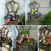 My Flower Chair From Summers Gone By