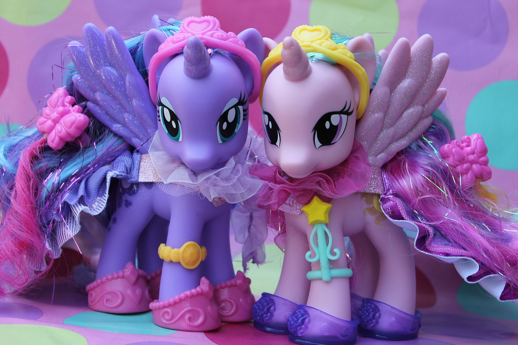 my Little Pony Luna And Celestia Toy 222 365 my Little Ponies Luna