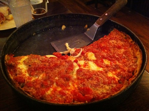 Lou Malnati's Famous Chicago Deep Dish Pizza | by CarlosPacheco