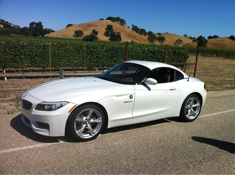 2012 Bmw Z4 Roadster Sdrive 28i Long Drive From La To