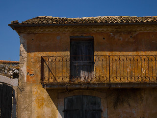 arancione e azzurro, orange and blue | by Robert Barone