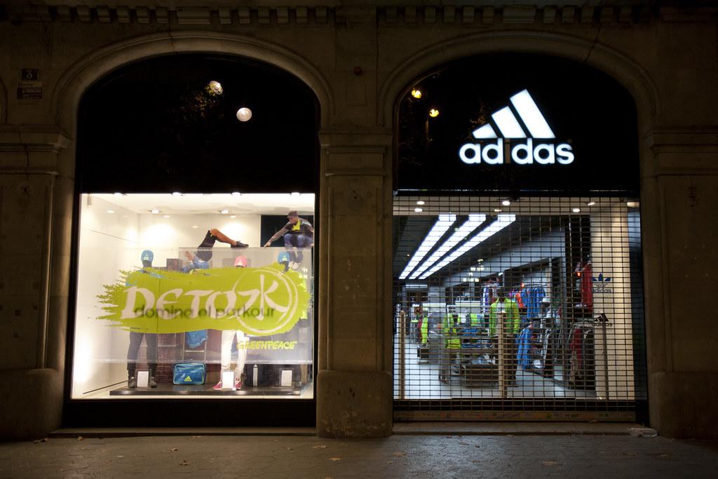 adidas barcelona store