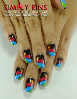 Nail Art Another Abstract 02 | by Simply Rins