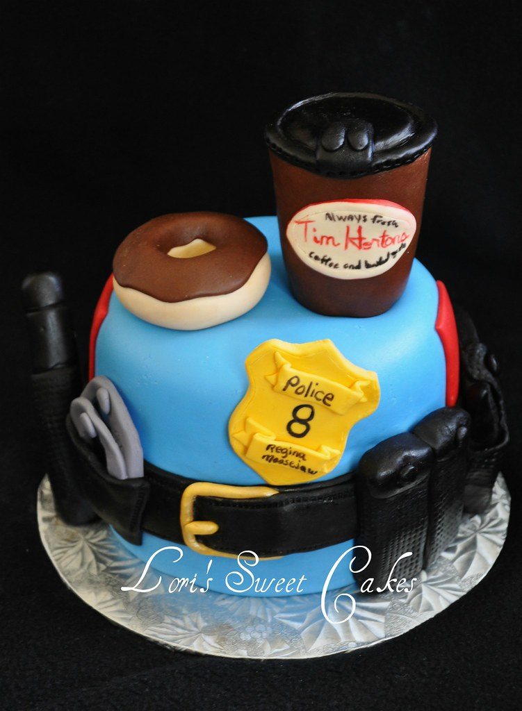 1000 Images About Police Cake On Pinterest