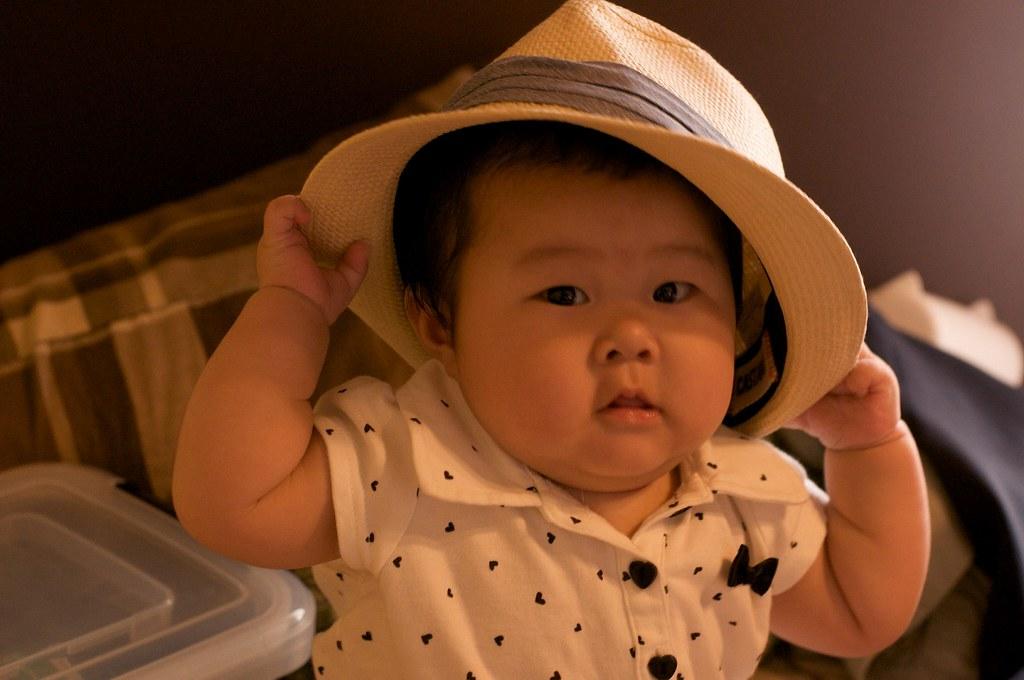 赤ちゃん撮影 1
