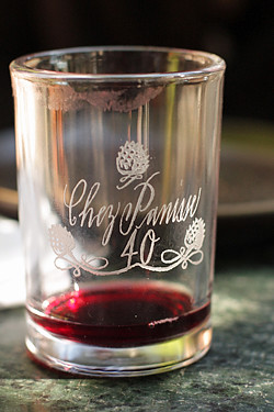 chez panisse glass | by David Lebovitz