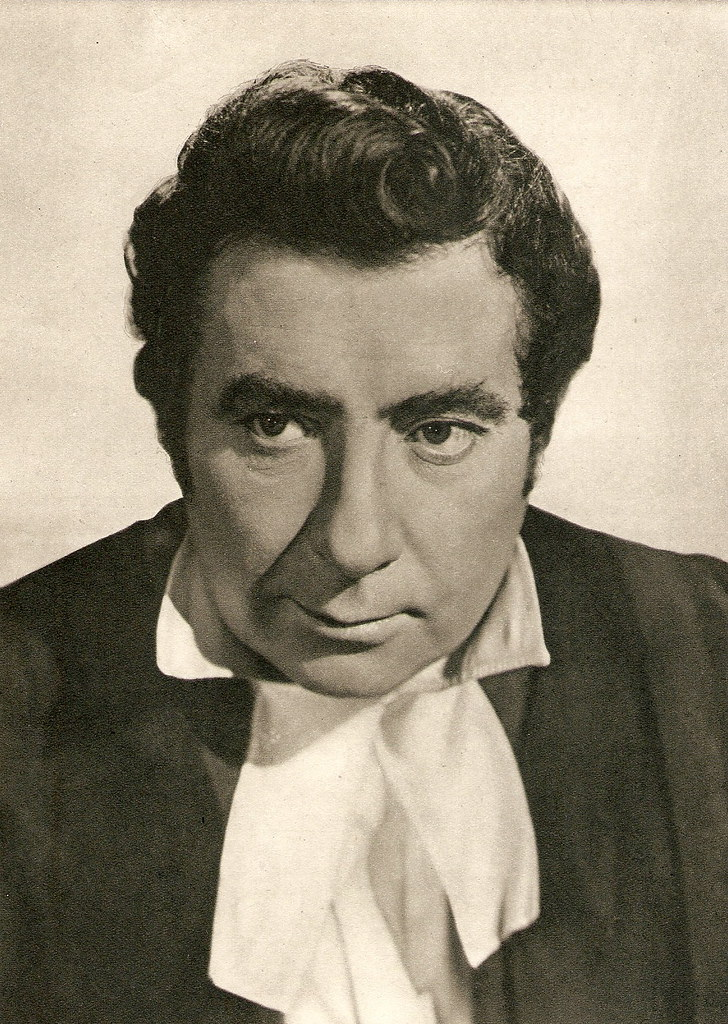 ... Robert Newton as Dr Thomas Arnold (1951) | by petkenro - 6096270348_a3a4c820df_b