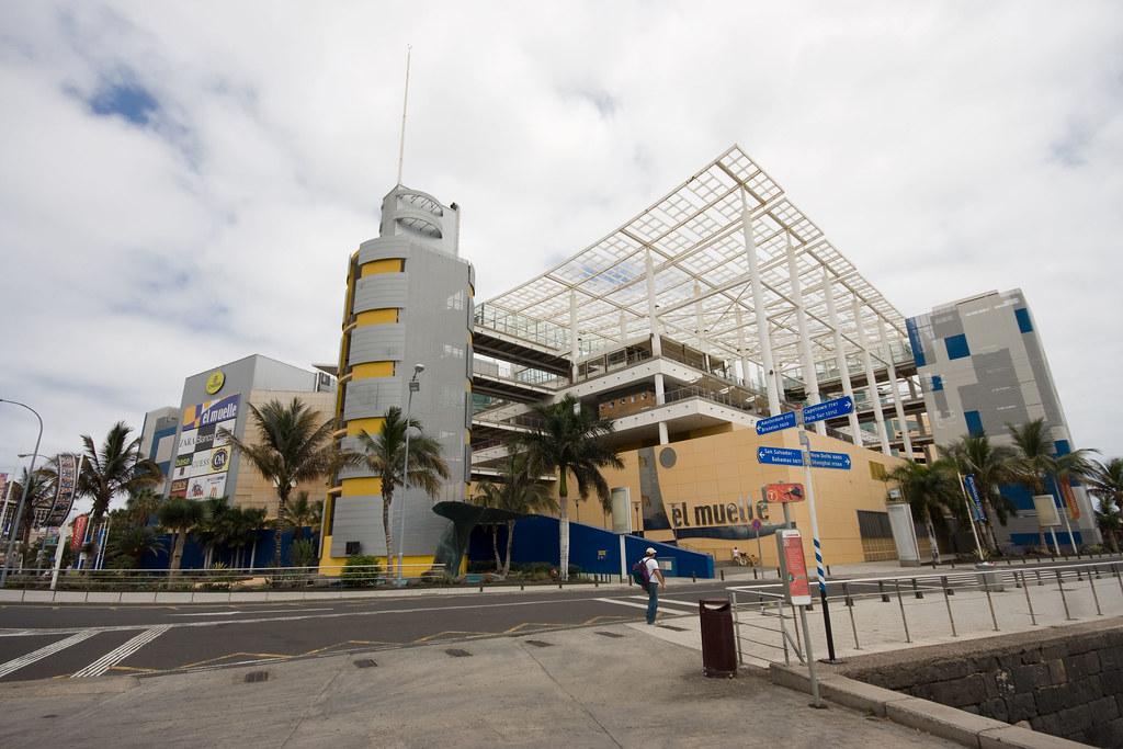 El kopa las palmas centro comercial el muelle de las pa - Centro comercial el serrallo ...