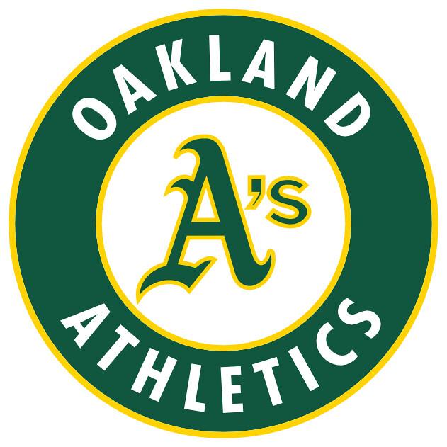 Oakland Athletics White Shoes