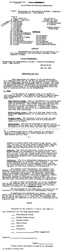 Bell Laboratories Transistor Name Memo, May 1948 | by johngineer