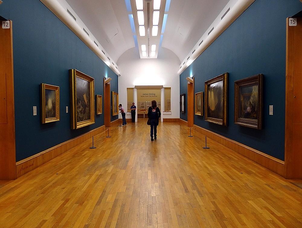 Joseph Mallord William Turner Collection In The Tate Brita