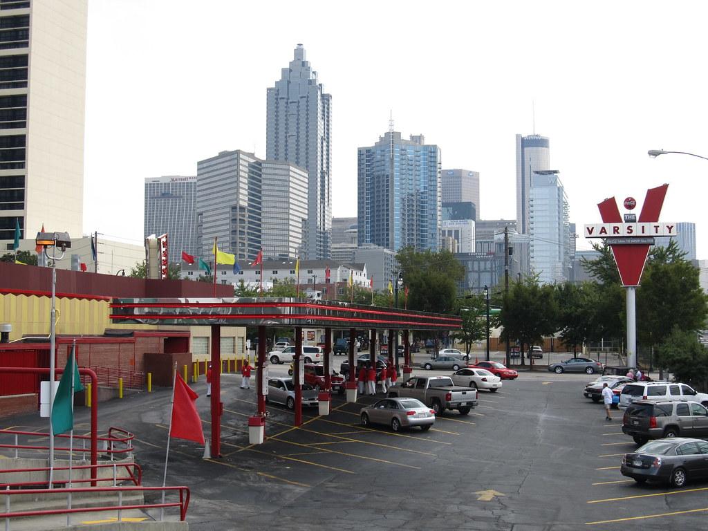 Restaurant  Atlanta Ga