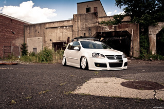 Ryan's Bagged GTI | Stance | by mattdonders