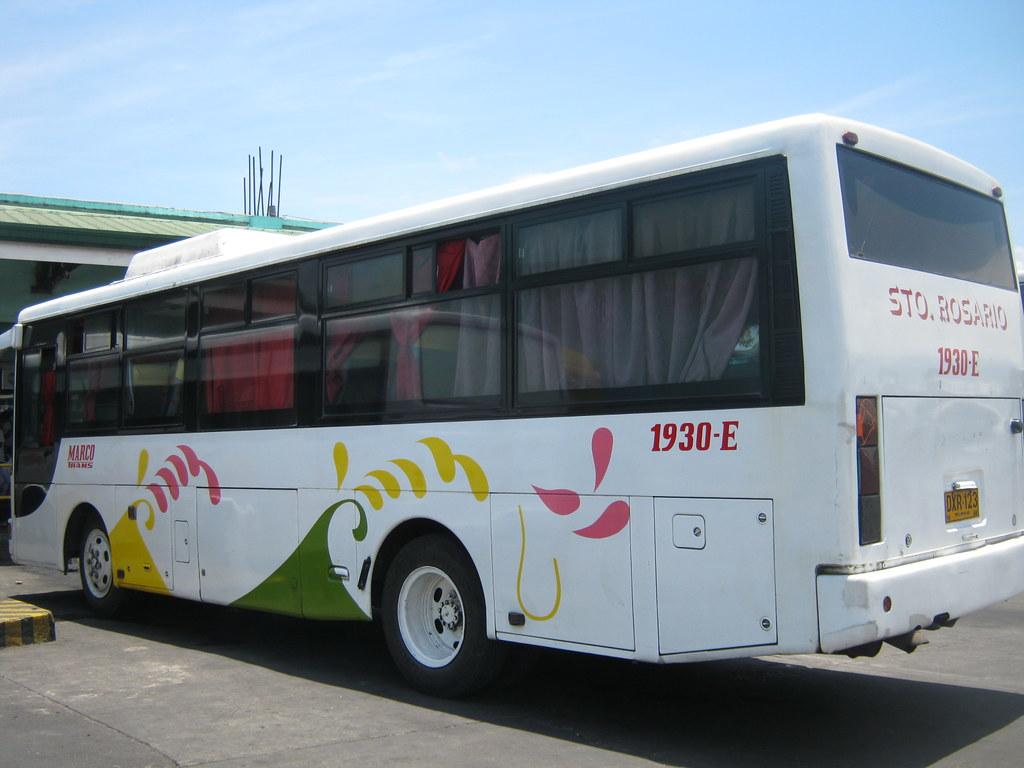 MARCO Trans (ex Ariel Express 1089) | Naga City Central Bus … | Flickr