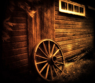 Wagon Wheel | by Dave Linscheid
