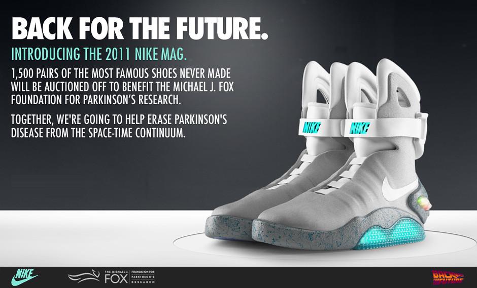 2015 nike air mags