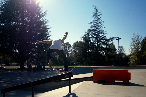 Bellevue Skate Plaza - 9 September 2011 | by KurtClark