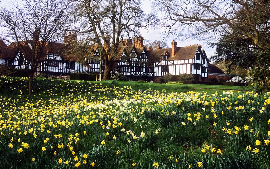 Ascott House Gardens, Buckinghamshire, UK